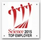 Science magazine top employer